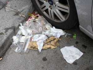 Marassi-spazzatura-stadio