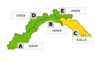 Maltempo, domani allerta gialla da Portofino alla Spezia