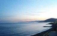 Arenzano, festa al tramonto per l'arrivo dell'estate