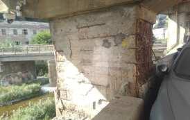 Ponte Morandi, a Voltri preoccupa uno dei piloni del viadotto per l'ospedale