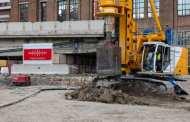 Ponte Morandi - Primi lavori per la ricostruzione