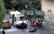 Marassi - Incidente in viale Bracelli, davanti ai seggi elettorali