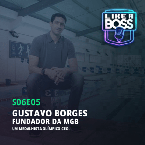 gustavo borges like a boss