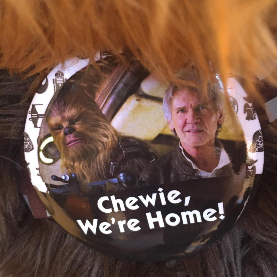 """Chewie We're Home"""