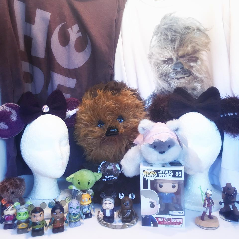 Some of my favorite Star Wars Collectibles
