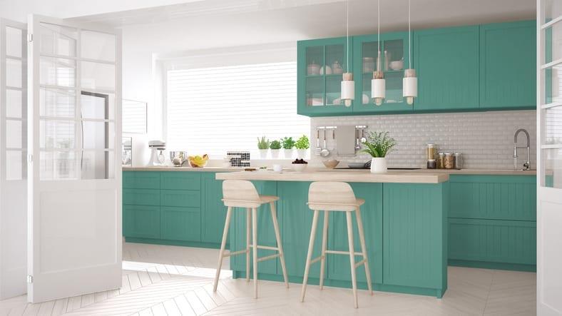 Quando parliamo di cucina classica, la scelta dei colori delle pareti deve ricadere su tonalità chiare e leggere: Colori Pareti Cucina Come Scegliere Il Colore Giusto E Perfetto