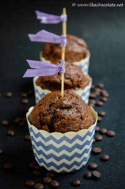 banana nutella čoko čoko muffini (4)