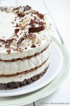 kokos čoko mousse torta (5)
