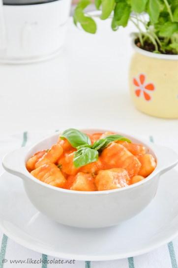 ricotta njoki u umaku od pečene rajčice (3)
