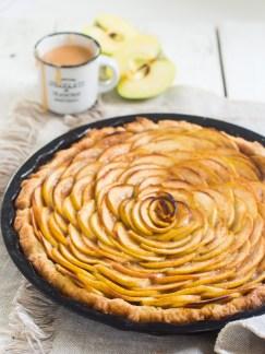 pita od jabuka s karamelom (1)