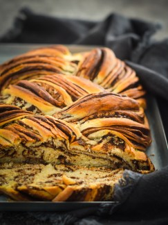 pleteni kruh s cokoladom i cimetom (5)