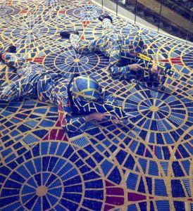 Volpin Props - carpet