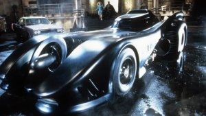 This Batmobile?