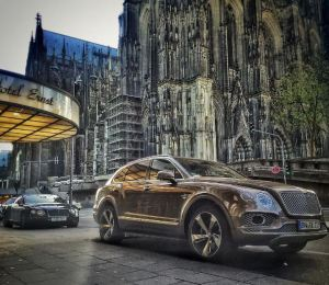 BentleySpotting