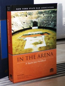 In the Arena - A Sports Law Handbook