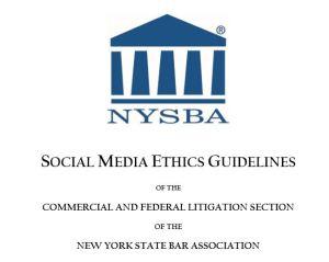 NYSBA Social Media