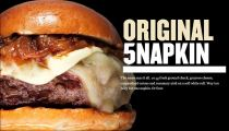 Original 5 Napkin Burger