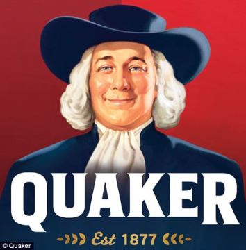 Quaker Oats slimmed down