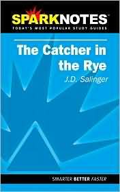 Catcher in the Rye Sparknotes cover