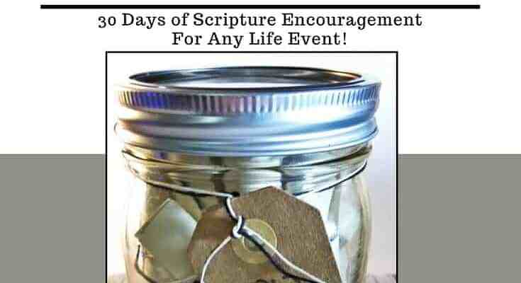The Manna Jar – Unique, Encouraging & Personalized Christian Gift!