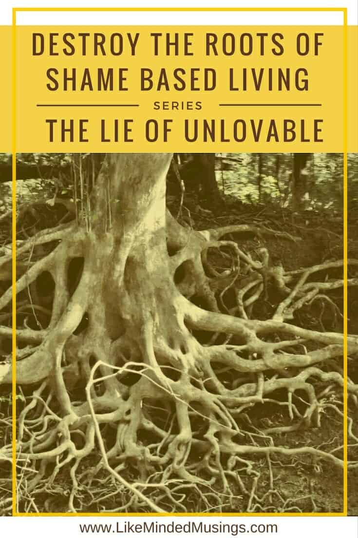 destroy-the-roots-of-shame-based-living-unlovable