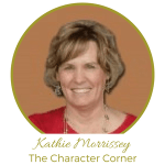 Kathie Morrissey The Character Corner