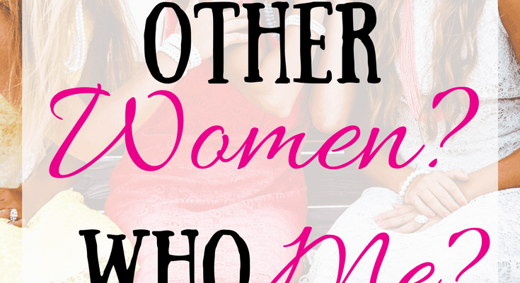 Guest Post: Mentor Other Women? Who Me?