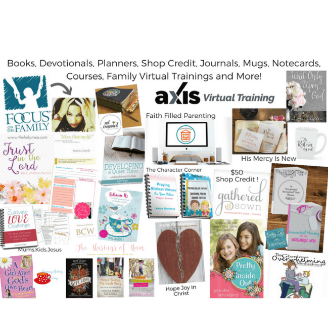 Sponsors POST 30 Days of Tween Parenting Encouragement Blog party