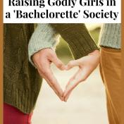 Bachelorette Society Raising Godly Like Minded Musings