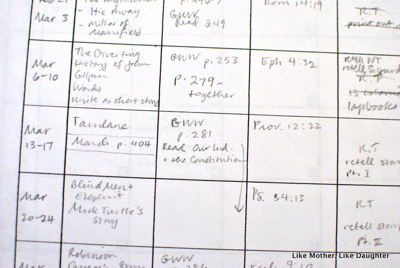 Organize your homeschool records!