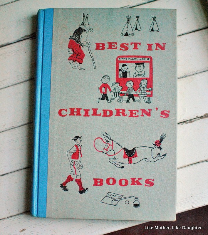 Best in Children's Books ~ Like Mother, Like Daughter