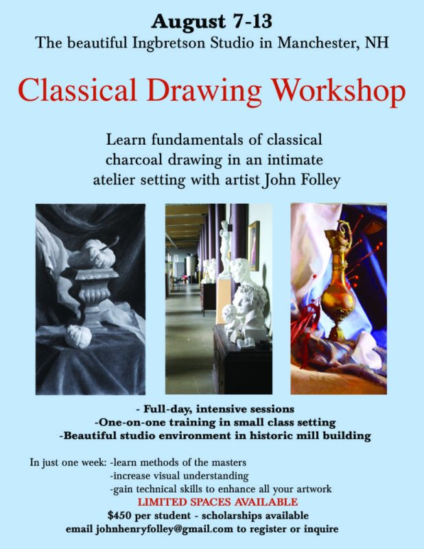 Classical Drawing Workshop