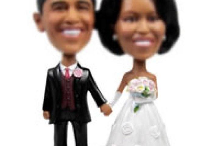Wedding Cake Bobbleheadsbobblehead Wedding Cake Toppers