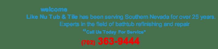 Bathtub Refinishing Las Vegas