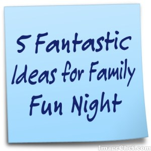 Simple ways to spend quality time that are fun for everyone!