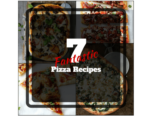 No more boring pepperoni. These 7 pizza recipes are sure to wow your family (and your tastebuds)