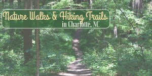 Ready to get outside and enjoy the fresh air? Here is a list of trails and hikes in and around Charlotte for you to explore.