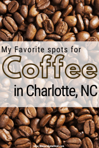 Get your caffeine fix at one of these amazing coffee shops in Charlotte, NC