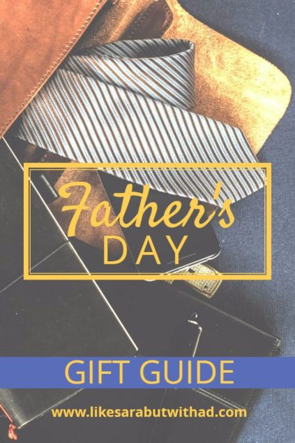 Father's Day is rapidly approaching! If you are still looking for the perfect gift for the important fellas in your life, check out my gift guide! Find Amazon gadgets, Etsy collectables and special keepsakes here.