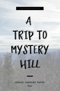 Mystery Hill is a classic Americana roadside attraction just outside of Blowing Rock, NC. It is a quick day trip from Charlotte, and is full of cheesy family fun!