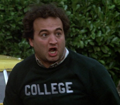 Bluto From Animal House Costume Like Totally 80s