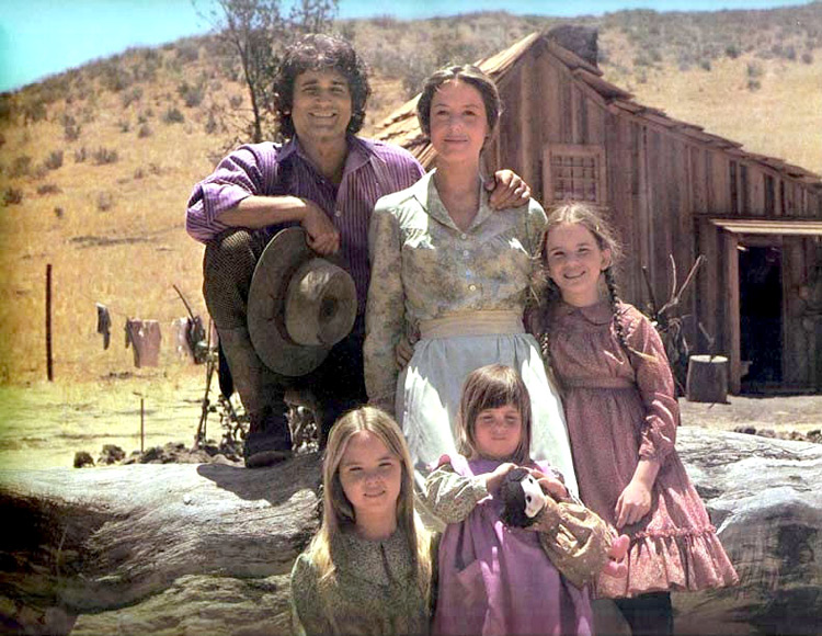 My Love Of Little House On The Prairie Like Totally 80s