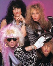 list of 80s hair bands totally