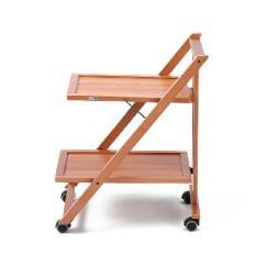 Cherry Kitchen Cart The Cheapest Cabinets 商品详情 双层木质推车小