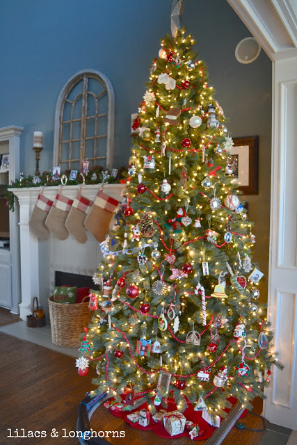 Our Holiday Traditions Lilacs And LonghornsLilacs And