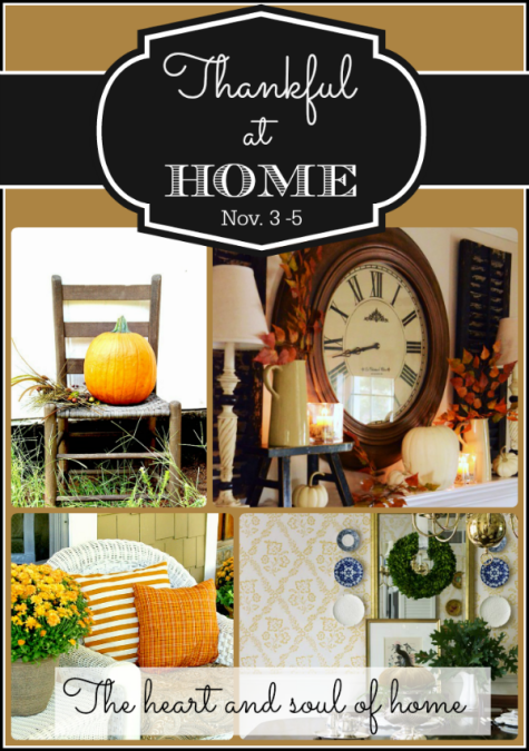 thankful at home tour