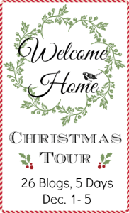 welcome home tour graphic