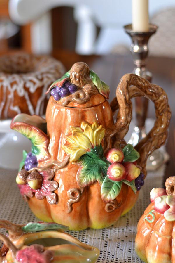 fitz-and-floyd-pumpkin-tea-pot