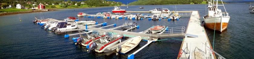 Liland Båtforeing sin båthavn