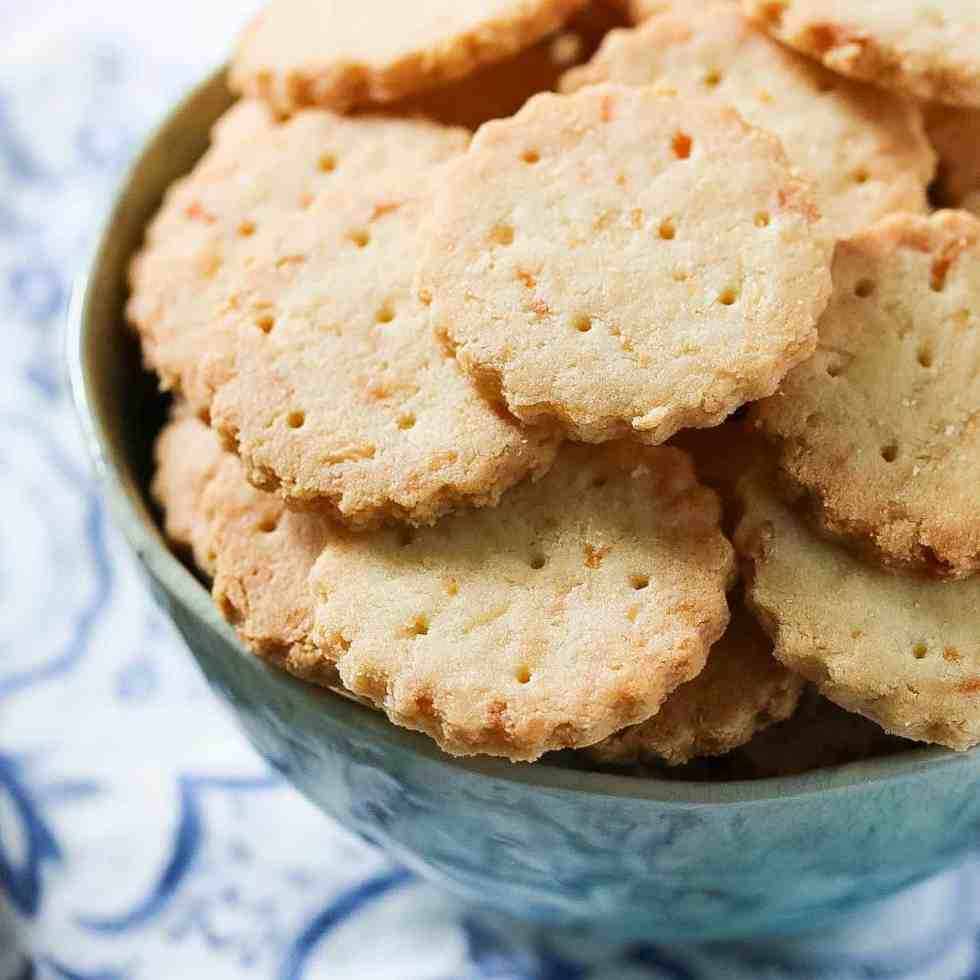 SCD Gruyere Crackers